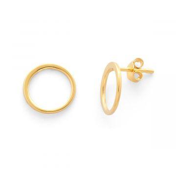 Boucles d'oreilles Cercle