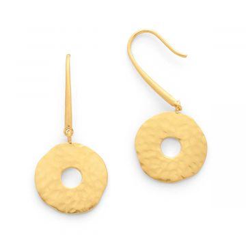 Boucles d'oreilles Cercle Incas