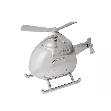 Tirelire Hélicoptère