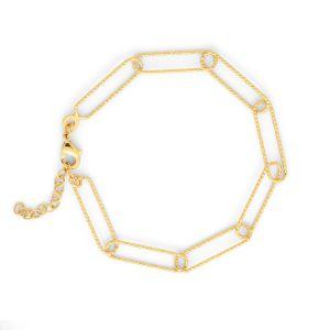 Bracelet Tandem irisé