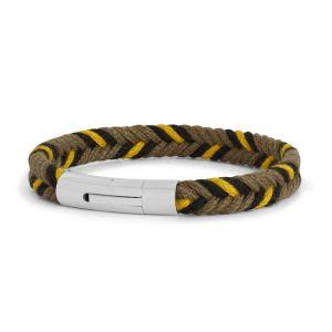 Bracelet Chevron pour homme